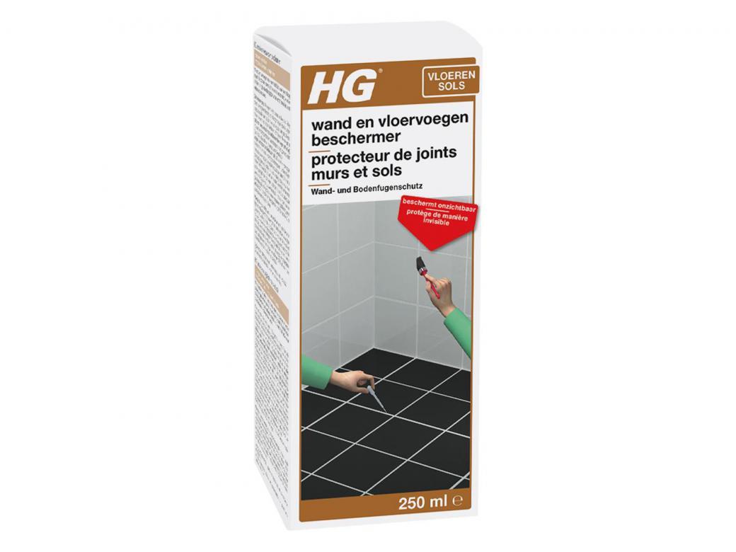 Nettoyant Joint De Carrelage hg super imperméabilisant pour joints de carrelages murs et sols