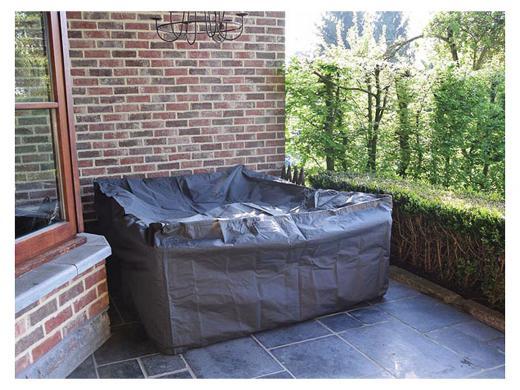 Housse D\'exterieur Pour Salon De Jardin - Xl 280x230x80cm
